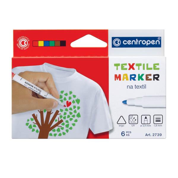 Textiel markers