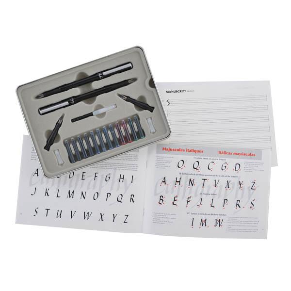 MC160 - masterclass kalligrafie set