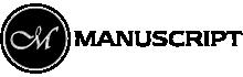 Manuscript logo