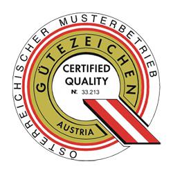 COLOP Austria Quality Seal