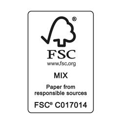 COLOP FSC keurmerk