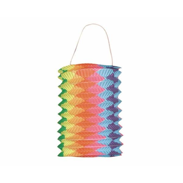 Lampion lantaarn met kaarshouder en ophangbeugel