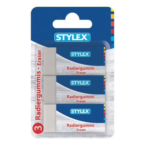 Plastic gum op blister
